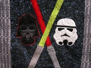 Star Wars Quilt, Episode 2