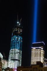 9/11 Tribute in Light, 2012