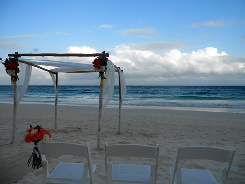 Tulum - Wedding Ceremony 1 - Nice View