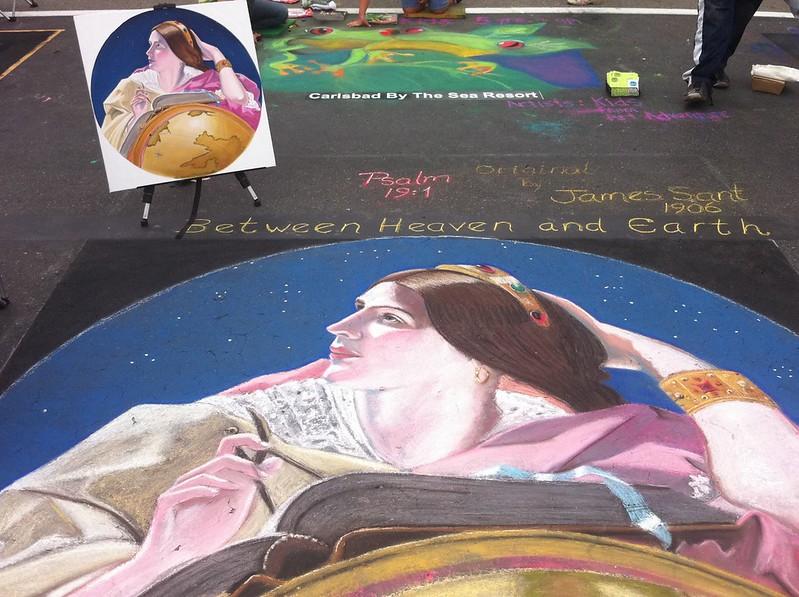 chalk celestial horiz