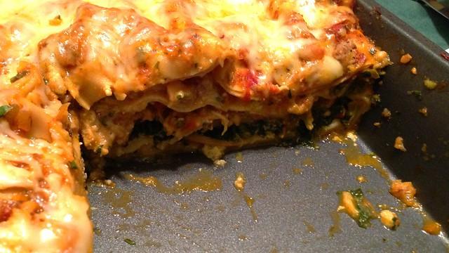 Karl's Lasagna