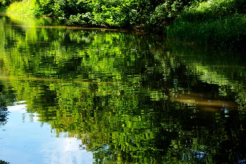 20120908-31_Grand Union Canal Reflections - Hatton by gary.hadden