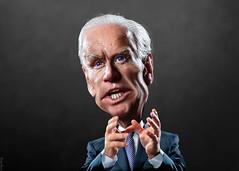 Joe Biden - Caricature