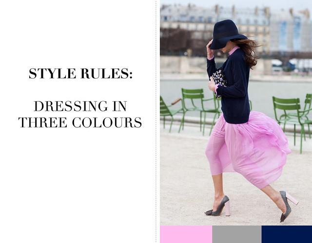 Three Colour Dressing