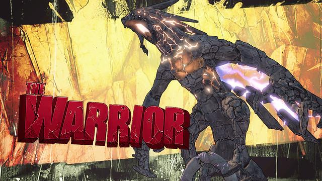 Borderlands 2 - Warrior