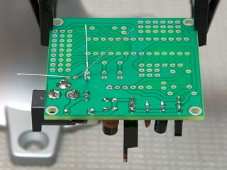 S2Duino v4 (5-4) Power LED and Resistor