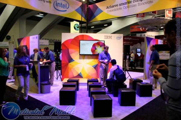 Intel, vmworld, vmworld 2012, booth, vmworld booth, intel booth, intel vmworld, vmworld intel