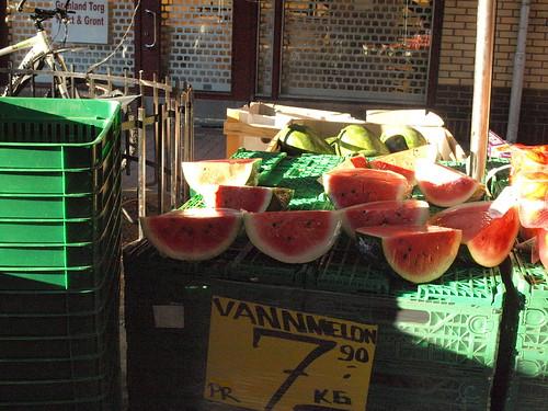 Frukt og grønt i Oslo