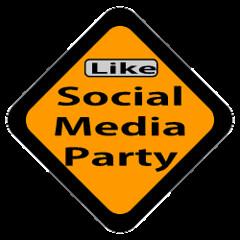 Social Media Political Party emblem