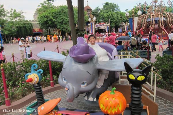 Edison on the Dumbo