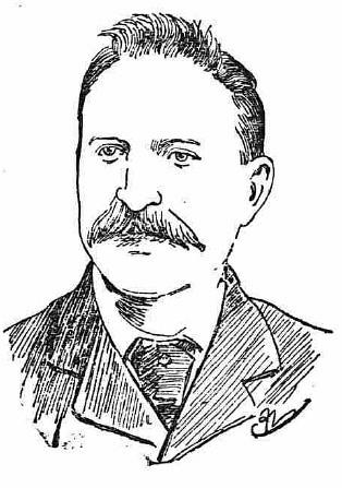 Thomas Carlton - Blast Furnacemens Secretary