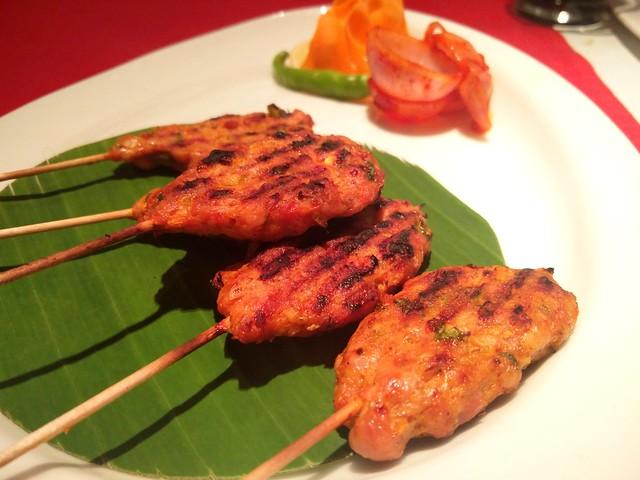 Lahori Chicken Keema Kebab