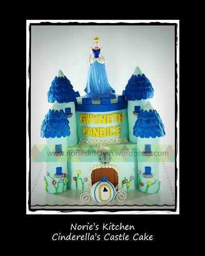 Norie's Kitchen - Cinderella Castle by Norie's Kitchen