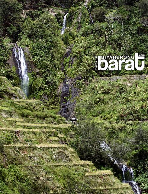 chappa falls banaue ifugao