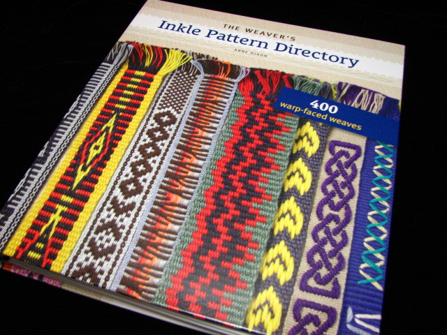 Inkle Pattern Directory Book
