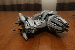 10227 B-wing Starfighter Review - 77