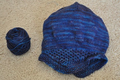 Midnight Slouching hat