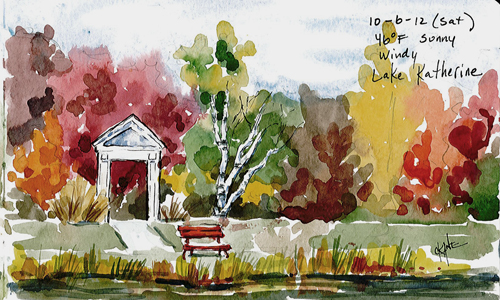 20121006_lake_katherine_sketch