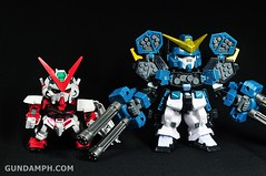 SDGO Capsule Fighter Heavy Arms Custom Toy Figure Unboxing Review (40)