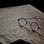 Cragside old glasses