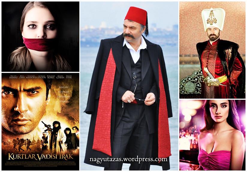 Török sorozat dömping 2012