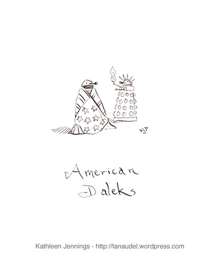 American Daleks