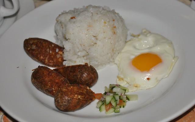 Tuguegarao Longaniza Breakfast