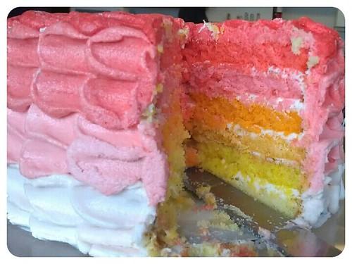 September 24, 2012 - Mmm... Cake...