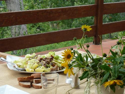 Herring & potato salad -  Insalata di arringhe e patate