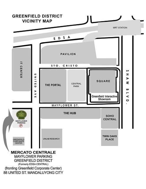 MERCATO CENTRALE SITE PLAN