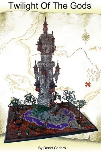 Twilight Of The Gods by - Derfel Cadarn -