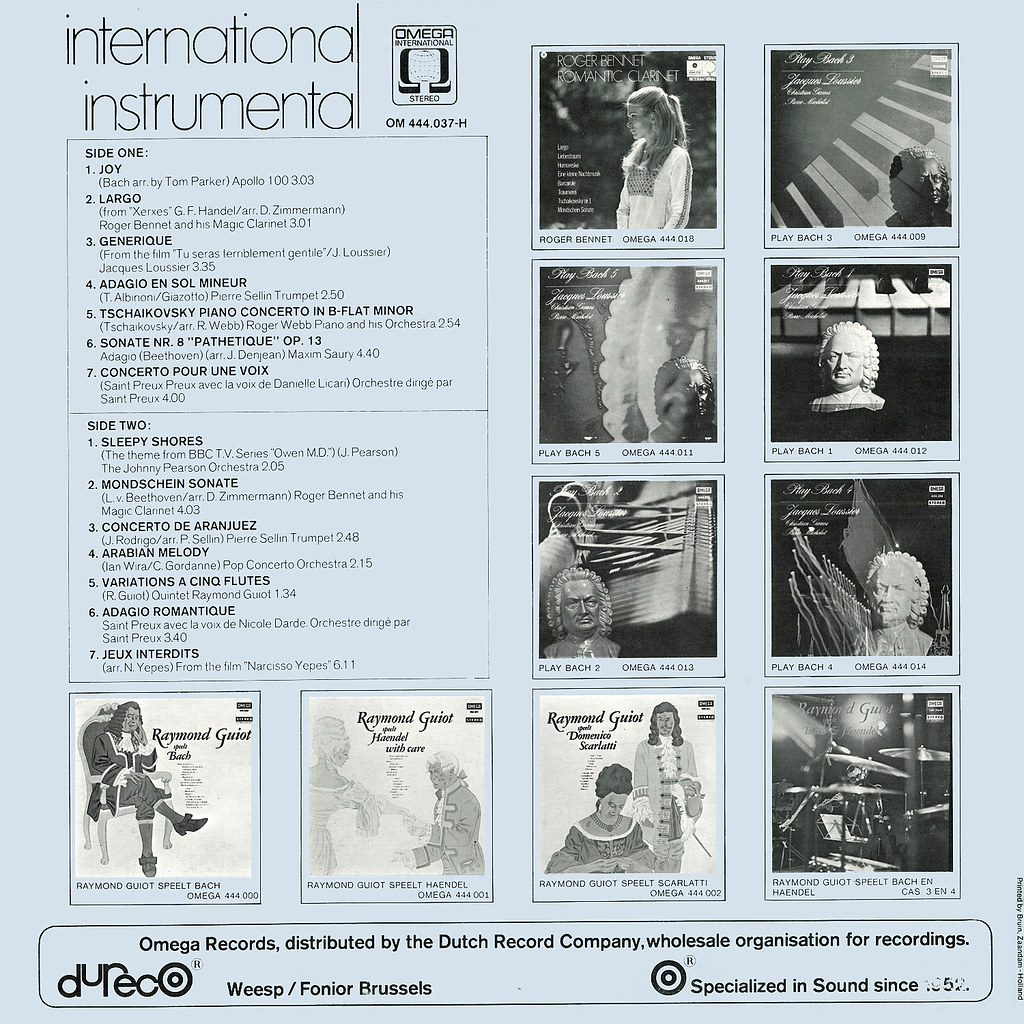 Various Artists - Instrumental International