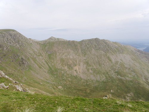 Striding Edge and Catstye Cam