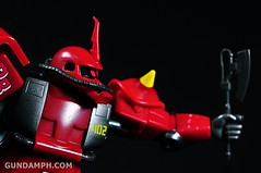 HCM MS-06R-2 Johnny Ridden's Zaku-II (144 scale) 1984 make (58)