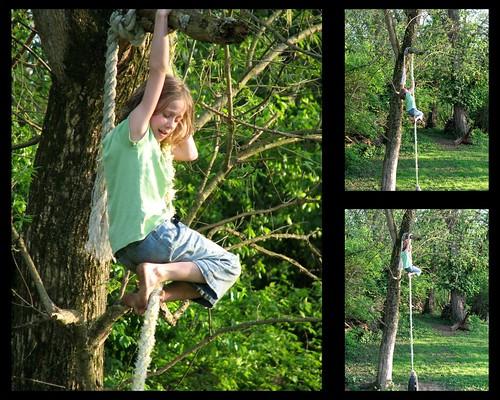 Em Rope Climb