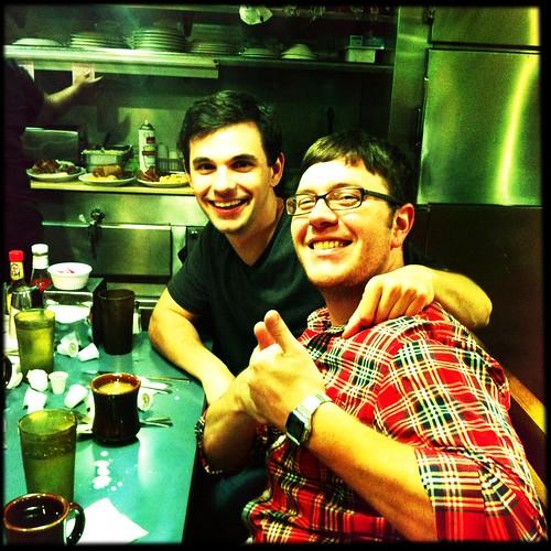 Blake and Spencer, CK's, Memphis, Tenn.