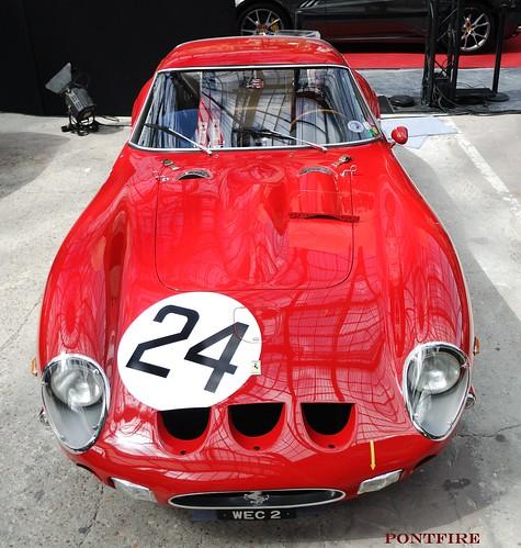 FERRARI 250 GTO Scaglietti Berlinetta