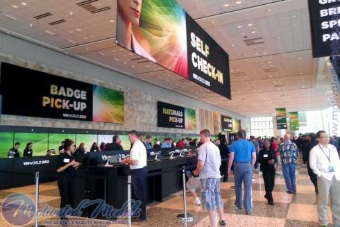 VMWorld 2012, vmworld registration, vmworld badge