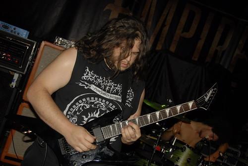 Matt Sotelo of Decrepit Birth