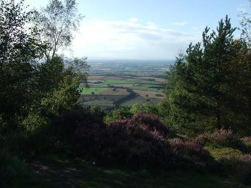 View from The Wrekin