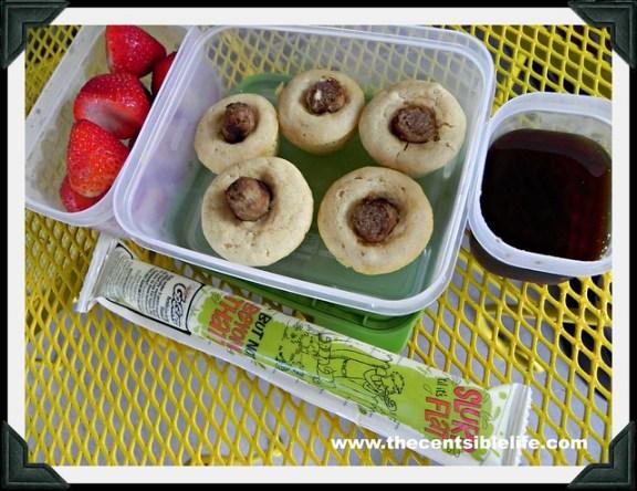 School Lunch Ideas - 7 Days of Healthy Living