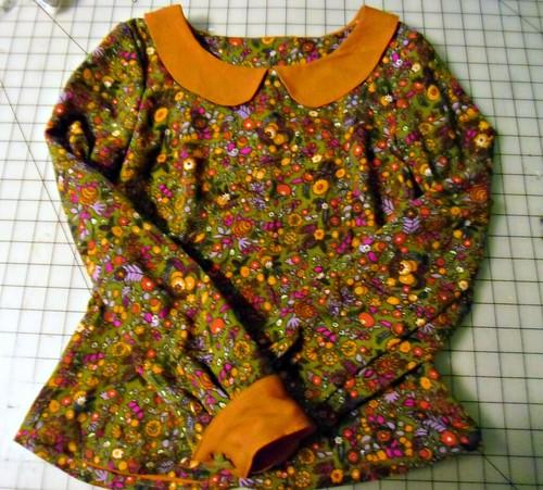 Alma blouse