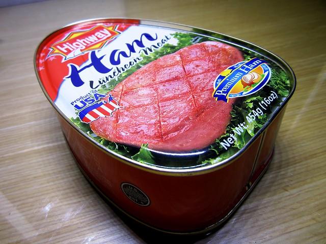 Highway US luncheon meat