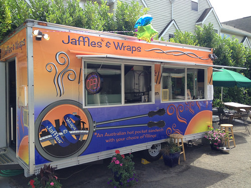 Jaffles and Wraps