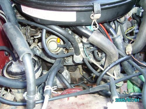 Vacuum Line Diagram In Addition 1984 Toyota Pickup 22r Vacuum Diagram