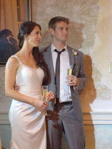 Katie and Aaron