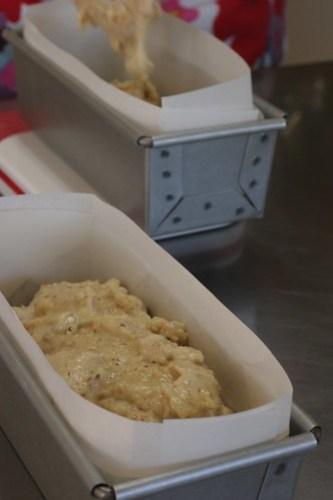 2012年9月フランス菓子教室ステップアップコース