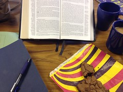 Bible + Decadent Cookie from Konditor & Cook