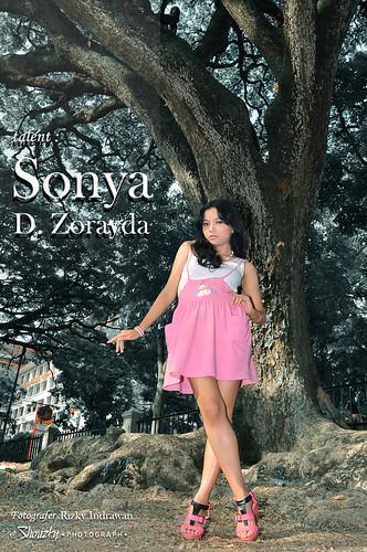 Sonya Zorayda by shorizky!