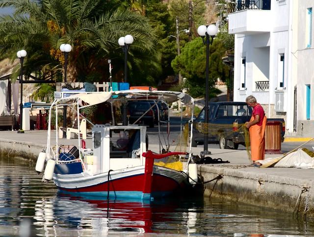 Sailing the Argo-Saronic Islands 2012